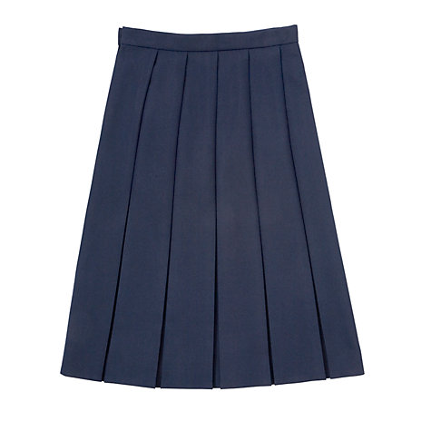 Girls Nautica navy blue school uniform skirt size 6. Condition is New with tags. Shipped with USPS First Class Package.