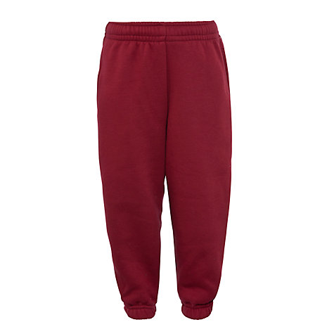 Buy Leehurst Swan School Unisex Nursery Jogging Bottoms Online at johnlewis.com