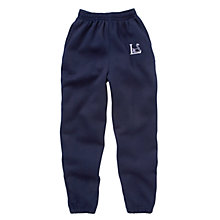 Buy Leehurst Swan School Unisex Reception - Year 6 Jogging Bottoms Online at johnlewis.com