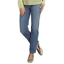 "Buy Gerry Weber Romy Straight Leg Jeans 31"", Indigo Online at johnlewis.com"