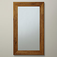 Buy Wentworth Oak Mirror Online at johnlewis.com