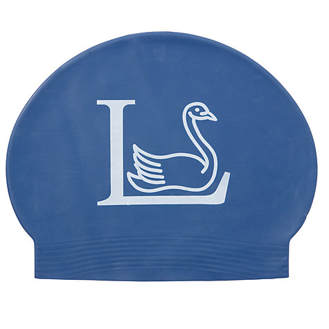 Buy Leehurst Swan School Unisex Reception - Year 7 Swimming Cap Online at johnlewis.com
