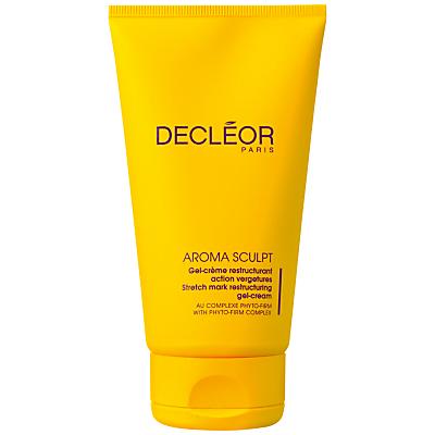 shop for Decléor Aroma Sculpt Stretch Mark Restructuring Gel Cream, 150ml at Shopo