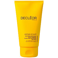 Buy Decléor Aroma Sculpt Stretch Mark Restructuring Gel Cream, 150ml Online at johnlewis.com