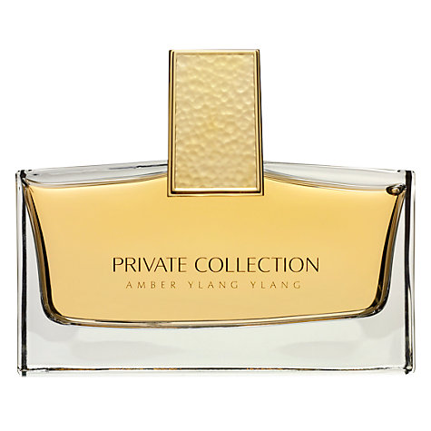 Buy Estée Lauder Private Collection Amber Ylang Ylang Eau de Parfum Online at johnlewis.com
