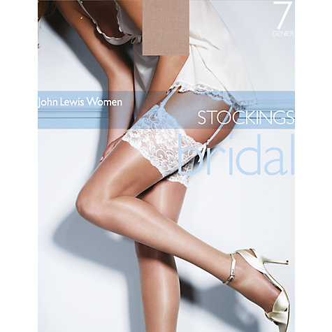 Buy John Lewis Bridal Stockings Online at johnlewis.com
