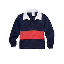 Buy Sherborne House School Boys' Years 2-6 Rugby/Football Top Online at johnlewis.com
