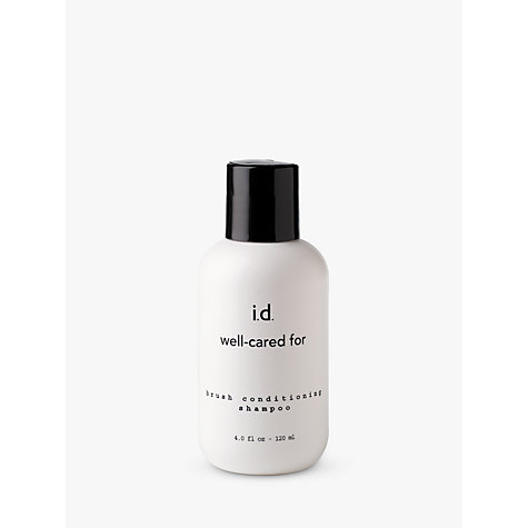Buy bareMinerals Well-Cared For Brush Conditioning Shampoo, 120ml Online at johnlewis.com