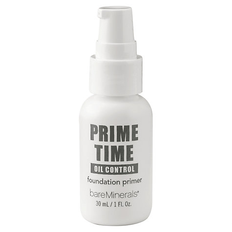 Buy bareMinerals Prime Time Oil Control, 30ml Online at johnlewis.com
