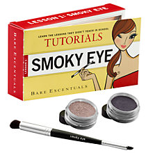 Buy bareMinerals Tutorials - Smoky Eye Online at johnlewis.com
