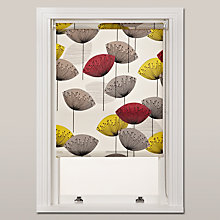 Buy John Lewis Dandelion Clocks Roller Blind, Blackcurrant Online at johnlewis.com
