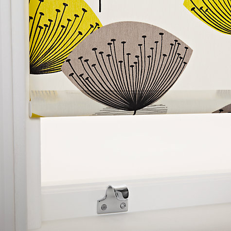 Buy Sanderson Dandelion Clocks Roller Blind, Blackcurrant Online at johnlewis.com