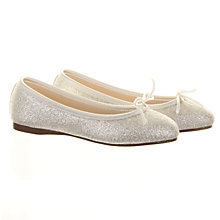 Buy Rainbow Club Hessy Bridesmaids' Shoes, Ivory Online at johnlewis.com