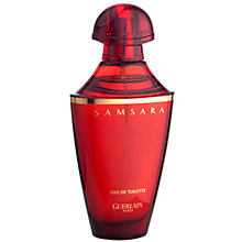 Buy Guerlain Samsara Eau de Toilette Online at johnlewis.com