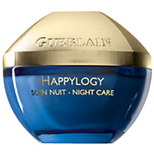 Buy Guerlain Happylogy Night Creme Online at johnlewis.com