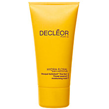 Buy Decléor Hydra Floral Moisturising Mask, 50ml Online at johnlewis.com