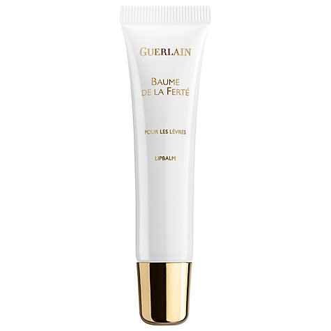 Buy Guerlain Baume De La Ferte Lip Balm, 15ml Online at johnlewis.com
