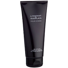 Buy Guerlain L'Instant de Guerlain All Over Shampoo, 200ml Online at johnlewis.com