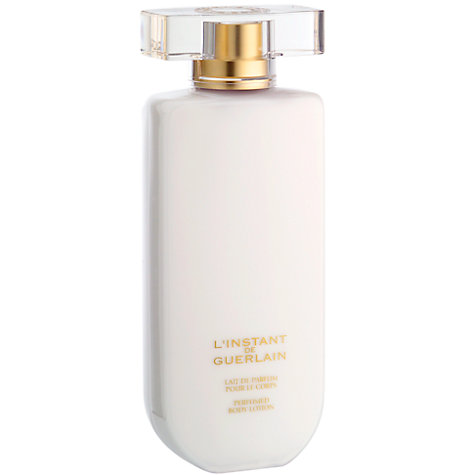 Buy Guerlain L'Instant de Guerlain Body Lotion, 200ml Online at johnlewis.com