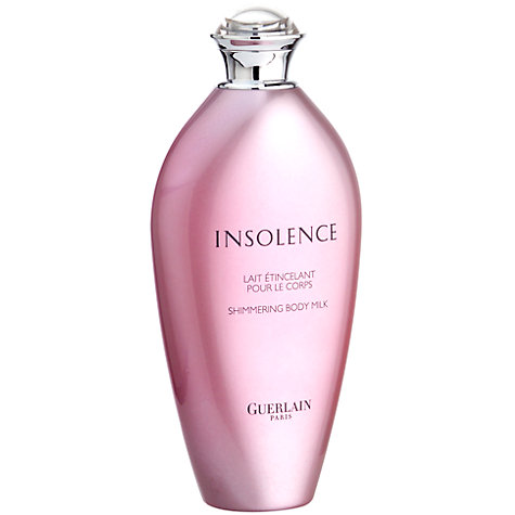 Buy Guerlain Insolence Body Lotion, 200ml Online at johnlewis.com