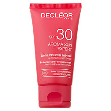 Buy Decléor Protective Anti-Wrinkle Cream SPF30, 50ml Online at johnlewis.com