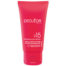 Buy Decléor Protective Anti-Wrinkle Cream SPF15, 50ml Online at johnlewis.com