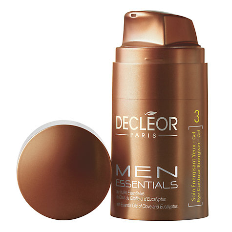 Buy Decléor Men Eye Contour Energiser Gel, 15ml Online at johnlewis.com