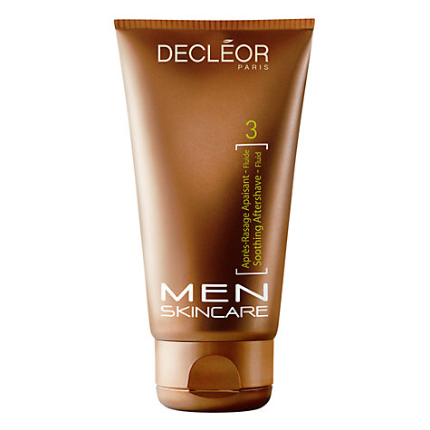 Buy Decléor Moisturising Aftershave Cream, 75ml Online at johnlewis.com