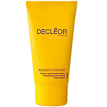 Buy Decléor Nourishing And Soothing Hand Cream, 50ml Online at johnlewis.com