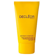 Buy Decléor Nourishing And Soothing Foot Cream, 50ml Online at johnlewis.com