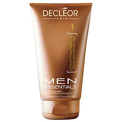 shop for Decléor Exfoliant Cleansing Gel For Men, 125ml at Shopo