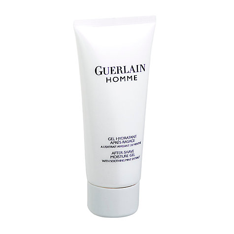 Buy Guerlain Homme Aftershave Gel, 100ml Online at johnlewis.com