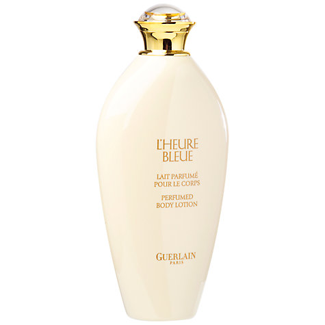 Buy Guerlain L'Heure Bleue Body Lotion, 200ml Online at johnlewis.com