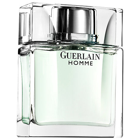 Buy Guerlain Homme Aftershave Lotion Online at johnlewis.com