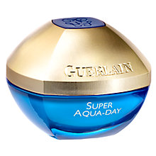 Buy Guerlain Super Aqua - Day Refreshing Cream Jar, 30ml Online at johnlewis.com