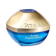 Buy Guerlain Super Aqua - Night Cream Jar, 30ml Online at johnlewis.com