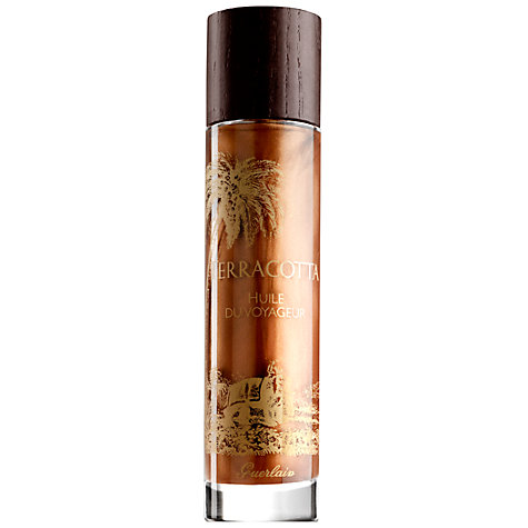 Buy Guerlain Terracotta - Huile du Voyageur, 100ml Online at johnlewis.com