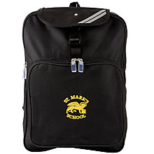 Buy St. Mark's CE Primary School Unisex Backpack Online at johnlewis.com
