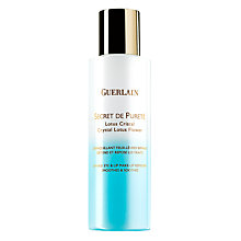 Buy Guerlain Secret de Pureté - Biphase Eye & Lip Make-up Remover, 125ml Online at johnlewis.com