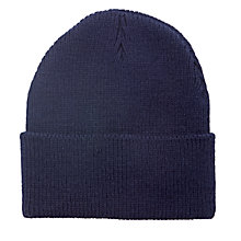 Buy St Francis' College Preparatory Ski Hat, Navy Online at johnlewis.com