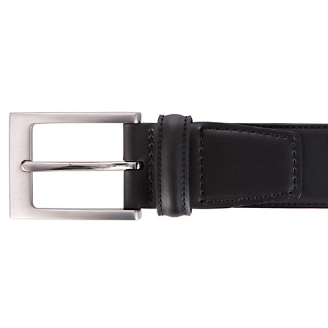 Buy John Lewis Basic Leather Belt Online at johnlewis.com