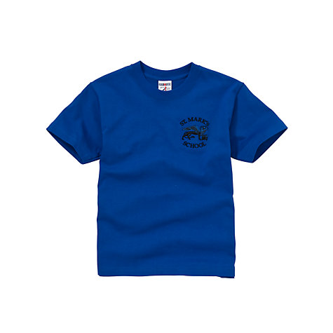 Buy St. Mark's CE Primary School House T-Shirt Online at johnlewis.com