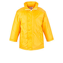 Buy St John's School Preparatory Unisex Coat, Yellow Online at johnlewis.com