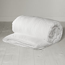 Buy John Lewis Down Feel Hollowfibre Duvet, 13.5 Tog Online at johnlewis.com