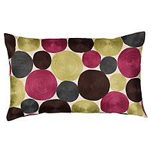 Buy John Lewis Crewel Circles Cushion Online at johnlewis.com