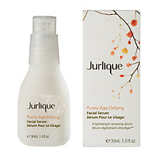Buy Jurlique Purely Age-Defying Facial Serum Online at johnlewis.com