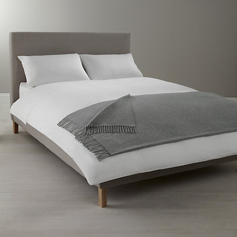 Buy John Lewis Fairtrade Organic Cotton Fitted Sheets Online at johnlewis.com