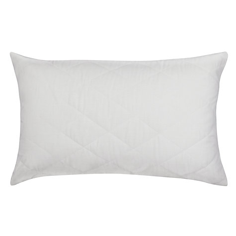 Buy John Lewis Value Polycotton Quilted Mattress Covers Online at johnlewis.com