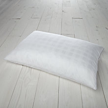 Buy John Lewis Duck Feather and Down Standard Pillow Online at johnlewis.com