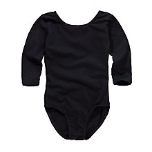 Buy John Lewis Plain Leotard Online at johnlewis.com